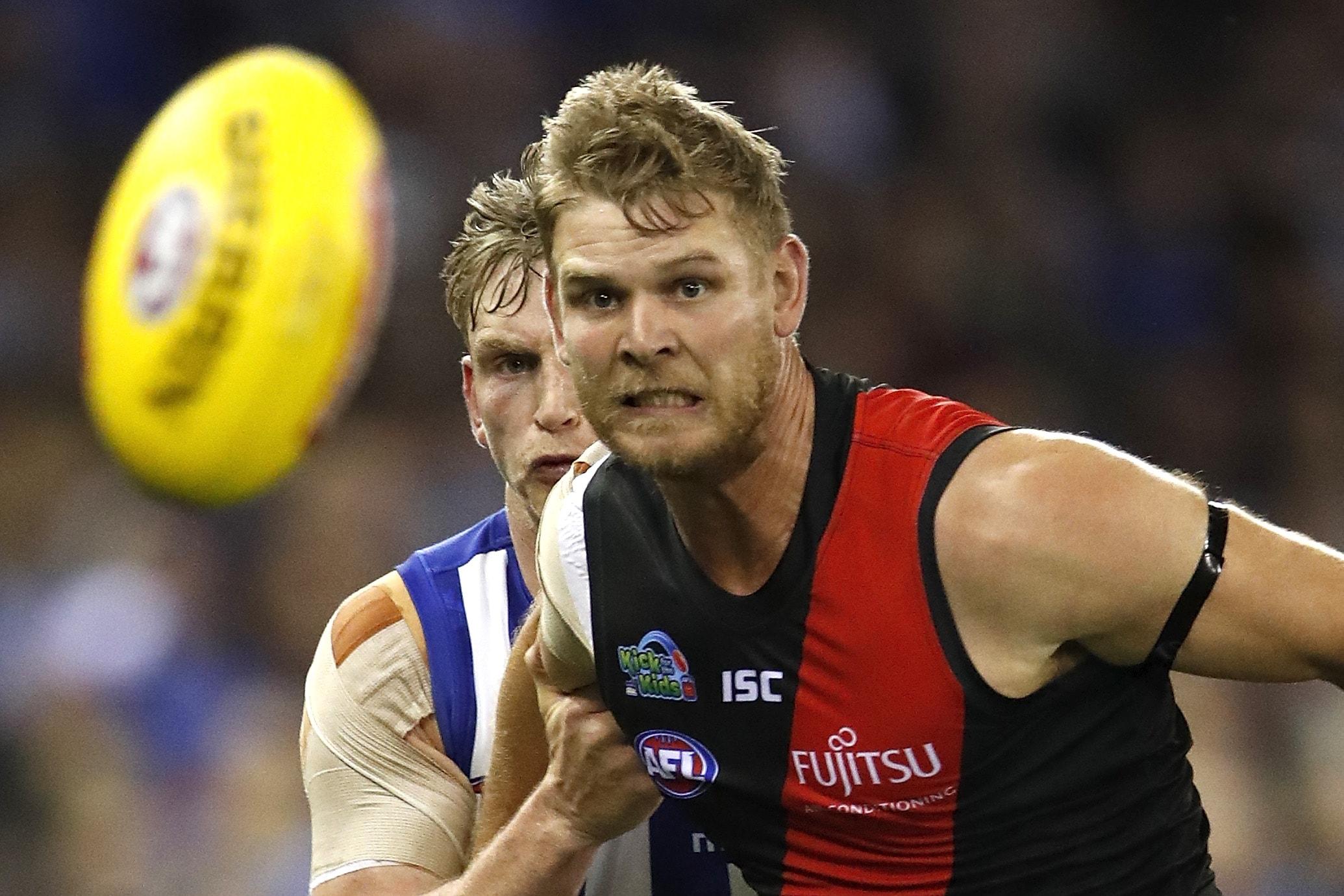 Ryan GRIFFEN Western Bulldogs AA7 2014 Select Honours All Australian