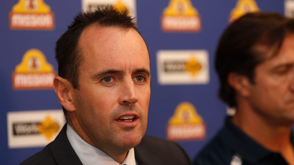 Simon Garlick is the new CEO of Dockers - AFL, Fremantle Dockers