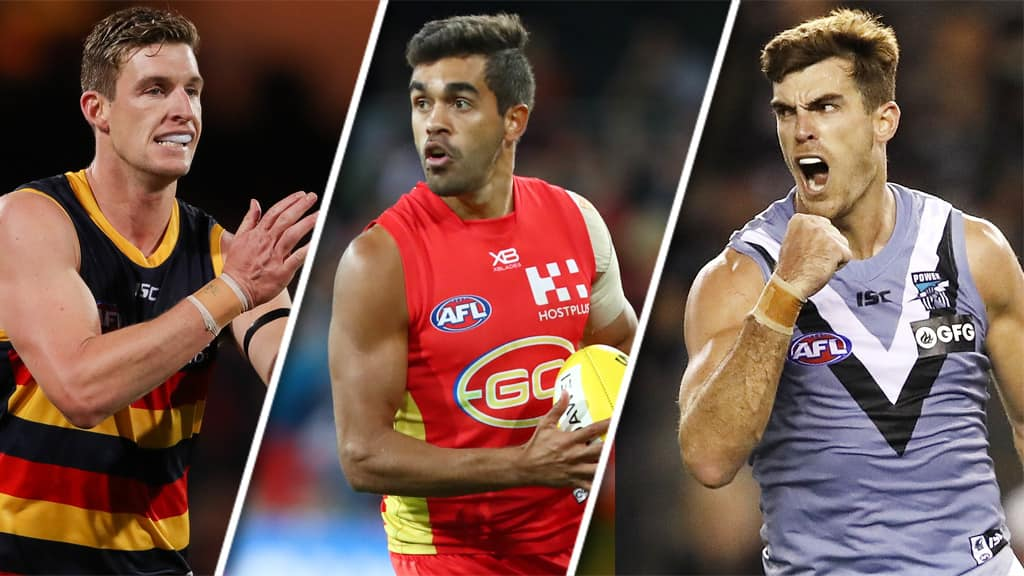 Around the state leagues: Dumped Sun shines, Power ruck's day out
