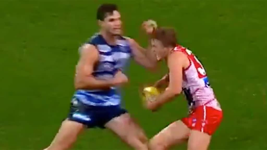 Big Cat escapes ban for high hit, Hawk and Dog also fined