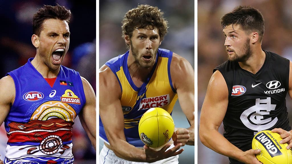 Sam Lloyd, Tom Hickey and Nic Newman are among the top 10 trade bargains  - AFL,Trade,News,Tag-Analysis