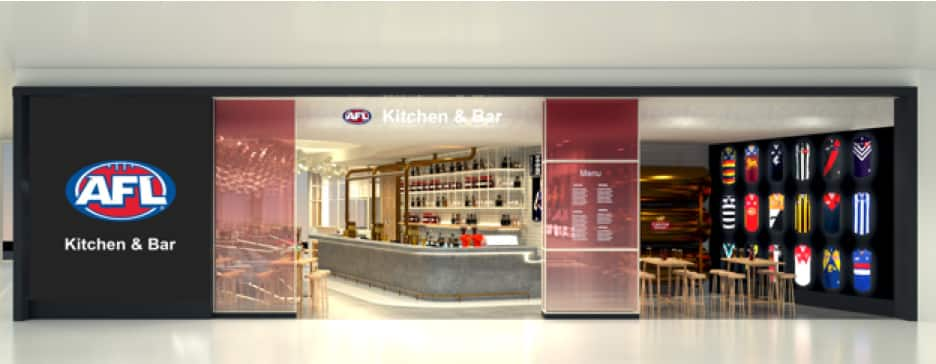 Statement: AFL Kitchen and Bar coming to Melbourne Airport