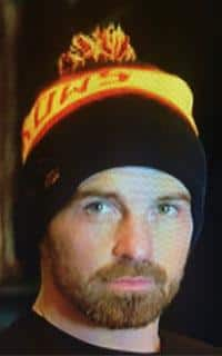 The Bachelorette Contestant Alex Cameron In His Crows Beanie