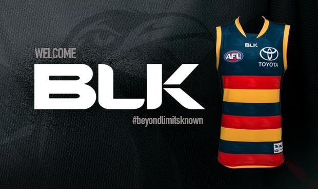 Crows team with BLK - AFC com au