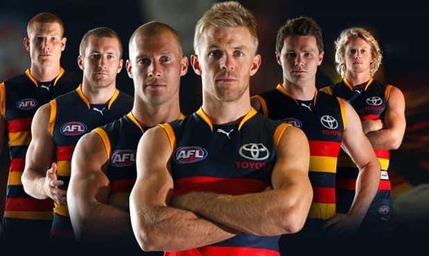Nathan van Berlo heads up a six-man leadership group in 2013
