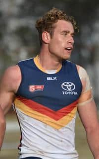 Harry Dear kicked six goals to lead Adelaide to victory over North Adelaide on Saturday afternoon