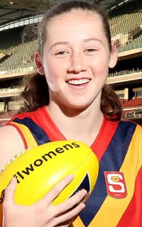 Jess Allan - Adelaide Crows