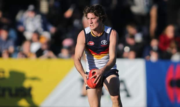 Will Paynter played 12 games for Adelaide's SANFL team in 2014