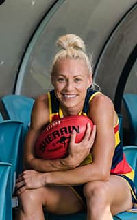 Erin Phillips featuring in a new campaign by Disney Australia