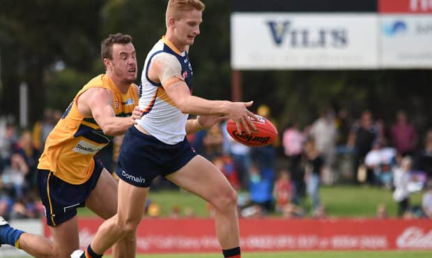 The SANFL Crows will play three pre-season trial matches