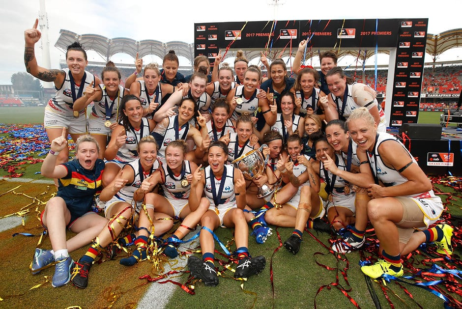 Who can stop the Crows in the second season of the AFLW? - AFLW
