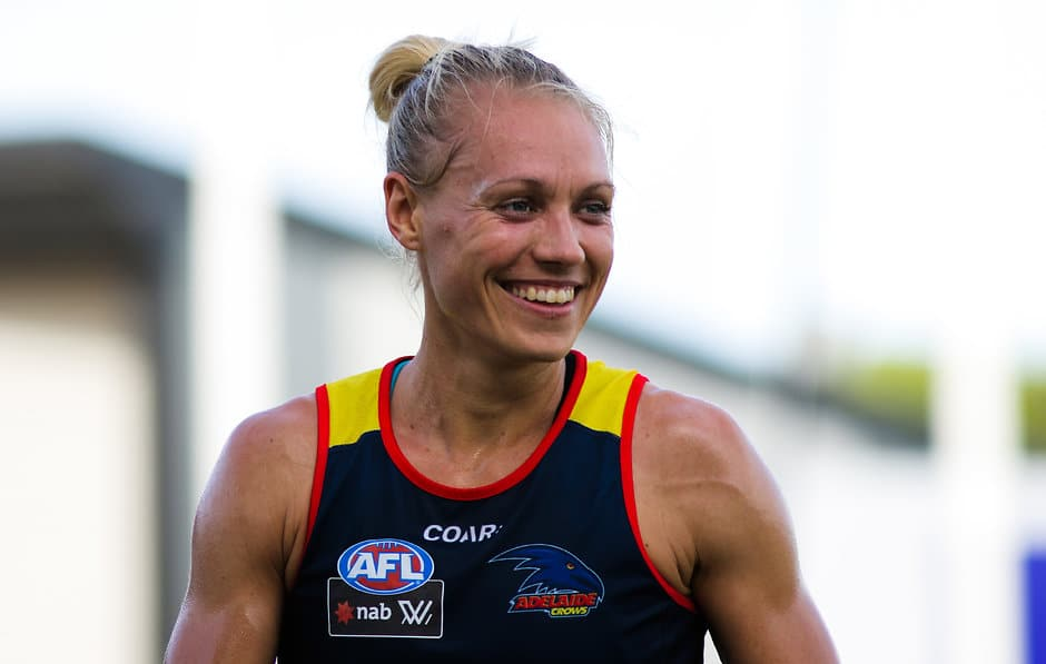 Erin Phillips   - Photo by AFC Media