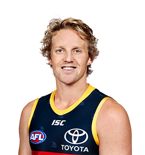 Rory Sloane of the Adelaide Crows