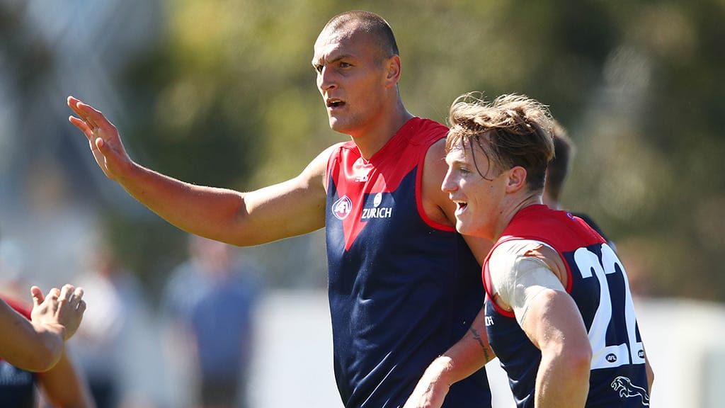 New Dee firms for R1 in two-pronged ruck attack with Gawn