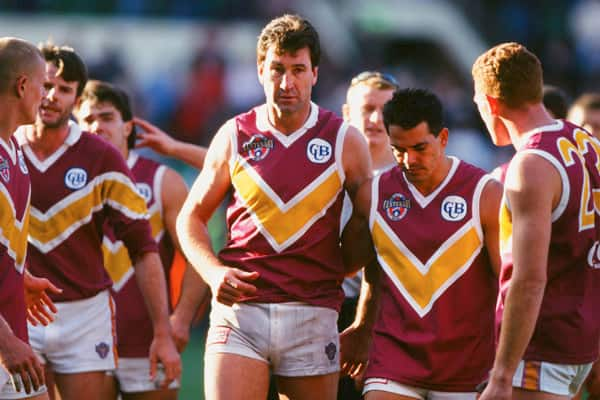2032bfc2 Throughout the 1996 season, the Brisbane Bears had established themselves  as a serious contender for the AFL Premiership, finishing third on the  ladder at ...