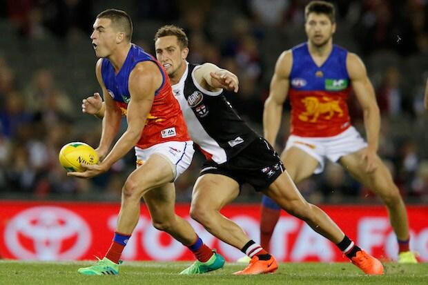 AFL 2017 Round 03 - St Kilda v Brisbane
