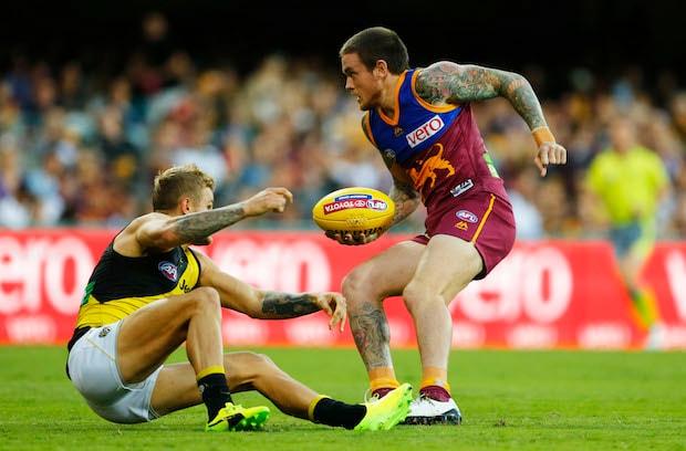 AFL 2017 Round 04 - Brisbane Lions v Richmond