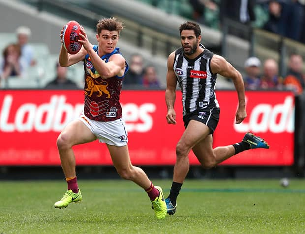 AFL 2017 Round 10 - Collingwood v Brisbane