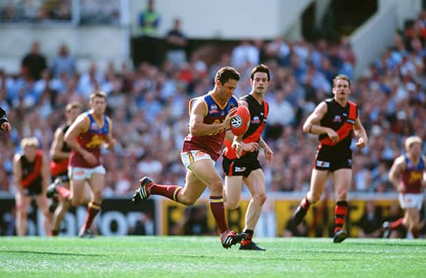 AFL 2001 Grand Final - Essendon v Brisbane