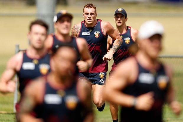 AFL 2018 Training - Brisbane Lions 191118