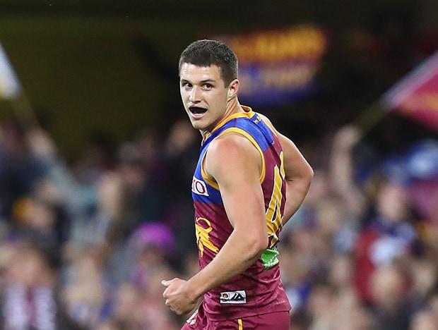 AFL 2017 Round 18 - Brisbane v Carlton