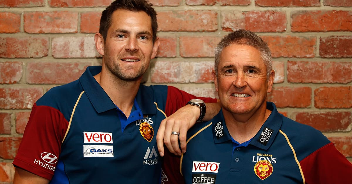 - Brisbane Lions,Luke Hodge