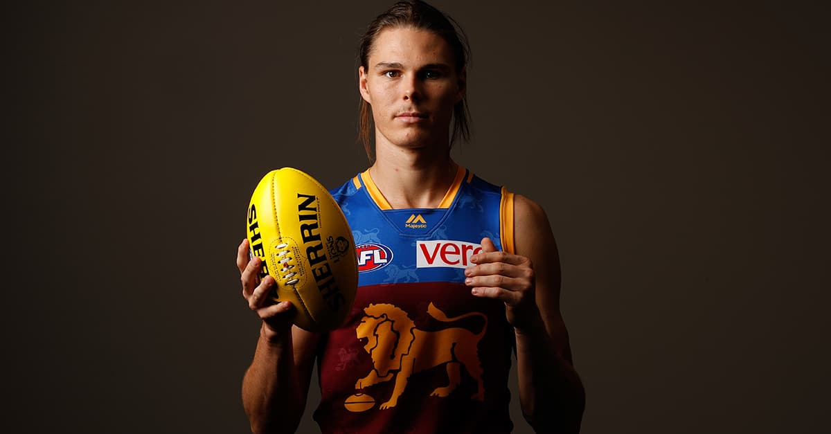 - Brisbane Lions,Harris Andrews,Eric Hipwood,Alex Witherden