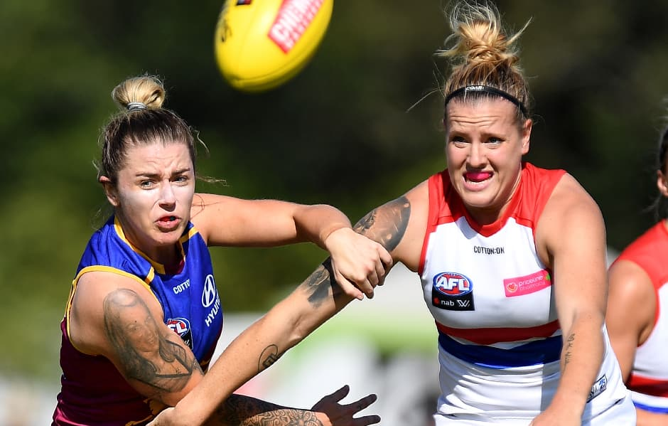 Aflw Match Preview Round 4 V Western Bulldogs Lionscomau