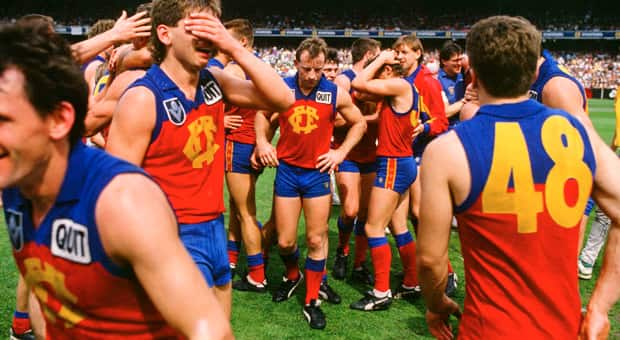 Fitzroy win the 1989 VFL Reserves Premiership
