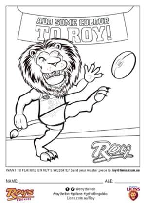 Fun & Games - lions.com.au