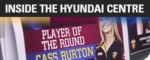 Brisbane Lions Inside the Hyundai Centre videos
