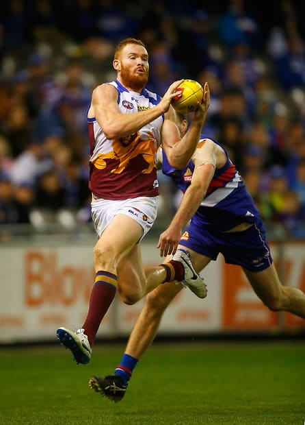 Noah Answerth of the Brisbane Lions AFL Games Played Stats