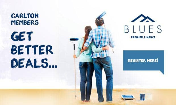 Head to www.bluespremierfinance.com.au/registration for more information.
