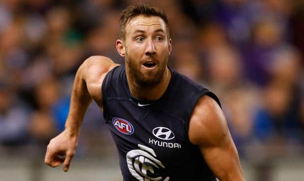 Hyundai Bell Rd >> McLean and co. in the mix - carltonfc.com.au