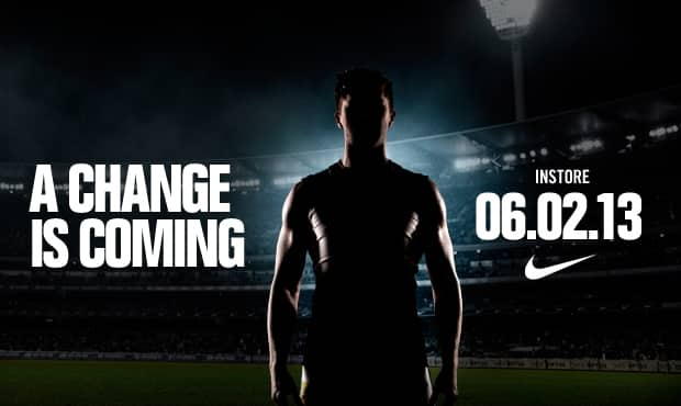 The Club will officially launch its brand new Clash guernsey next Wednesday.