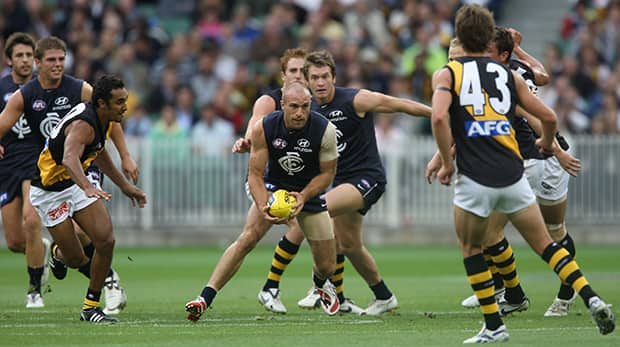 AFL 2008 Rd 01 - Carlton v Richmond
