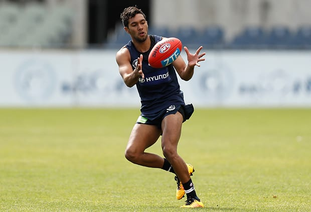 AFL 2016 Training - Carlton 091216
