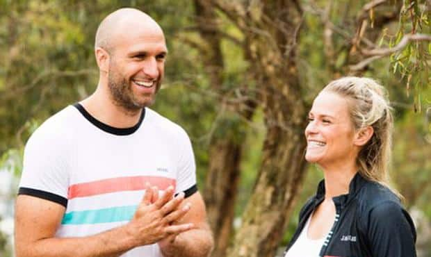 Chris Judd will headline a list of prominent ambassadors at the upcoming Move in May Fun Run. (Photo: Supplied)