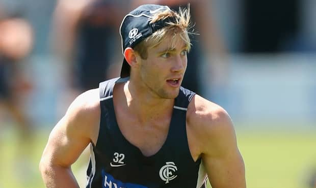 Carlton draftee Nick Graham has had an impressive pre-season.