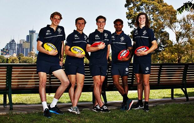 AFL 2017 Media - Carlton Press Conference