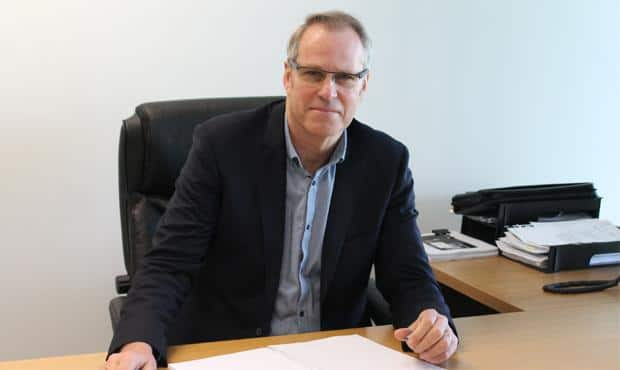 Carlton CEO Steven Trigg. (Photo: Carlton Football Club)