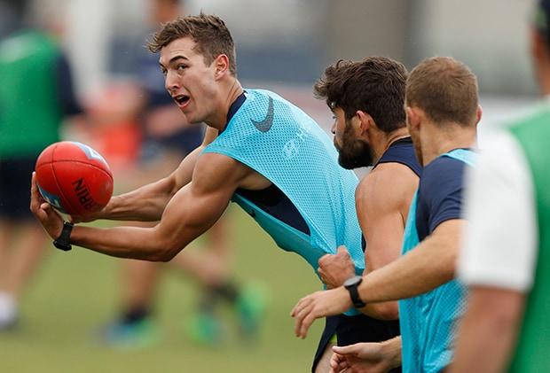 AFL 2016 Training - Carlton 091216
