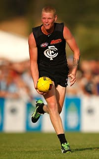 AFL 2014 NAB Challenge - North Melbourne v Carlton