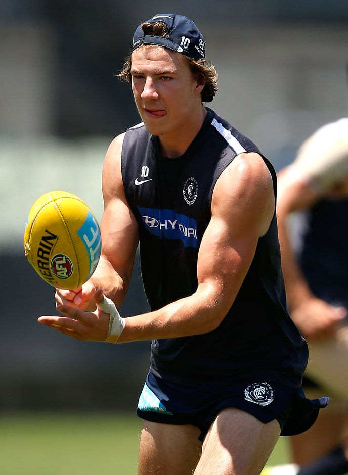 Harry McKay will miss at least two months with a back stress reaction - ${keywords}