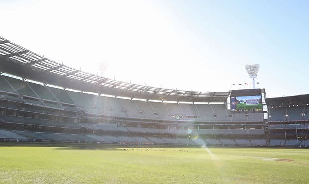 THE MCG will be the home of the Grand Final until at least 2057 under a mega-deal with the Victorian government. - Geelong Cats