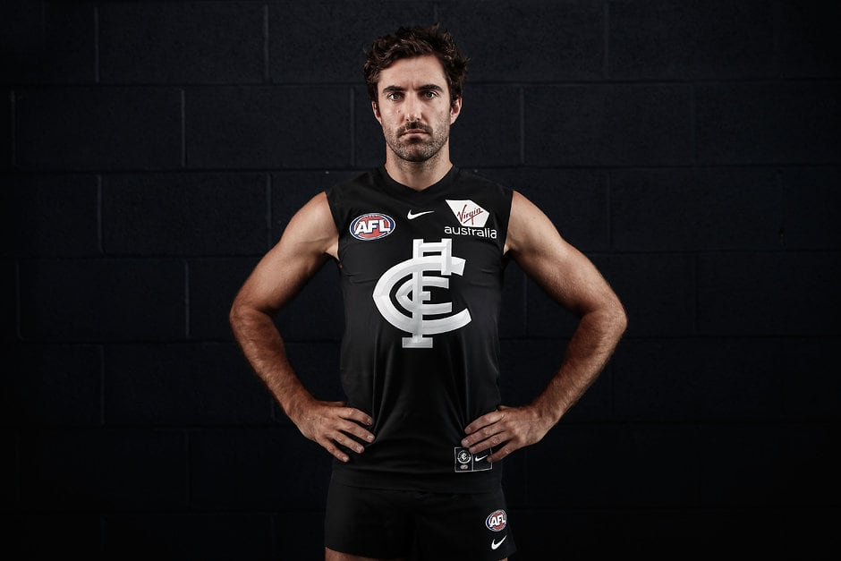 Kade Simpson is set to become just the fifth Blue to play 300 games - AFL,Adelaide Crows,Brisbane Lions,Carlton Blues,Collingwood Magpies,Essendon Bombers,Fremantle Dockers,Geelong Cats,Gold Coast Suns,GWS Giants,Hawthorn Hawks,Melbourne Demons,North Melbourne Kangaroos,Port Adelaide Power,Richmond Tigers,St Kilda Saints,Sydney Swans,West Coast Eagles,Western Bulldogs