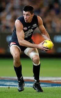 AFL 2018 Round 03 - Carlton v Collingwood