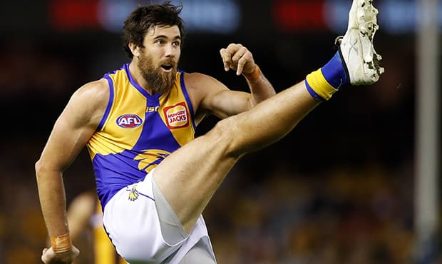 Josh Kennedy is set to return to the Eagles' line-up for Sunday's big clash with Collingwood - Collingwood Magpies,Collingwood
