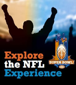 Get your sporting fix with the Collingwood Football Club at the US Super Bowl.