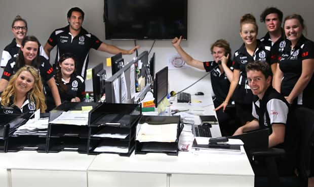 The Collingwood Membership Services Team is ready for you to call 1300 MAGPIE to talk about any membership queries you may have ahead of season 2013.